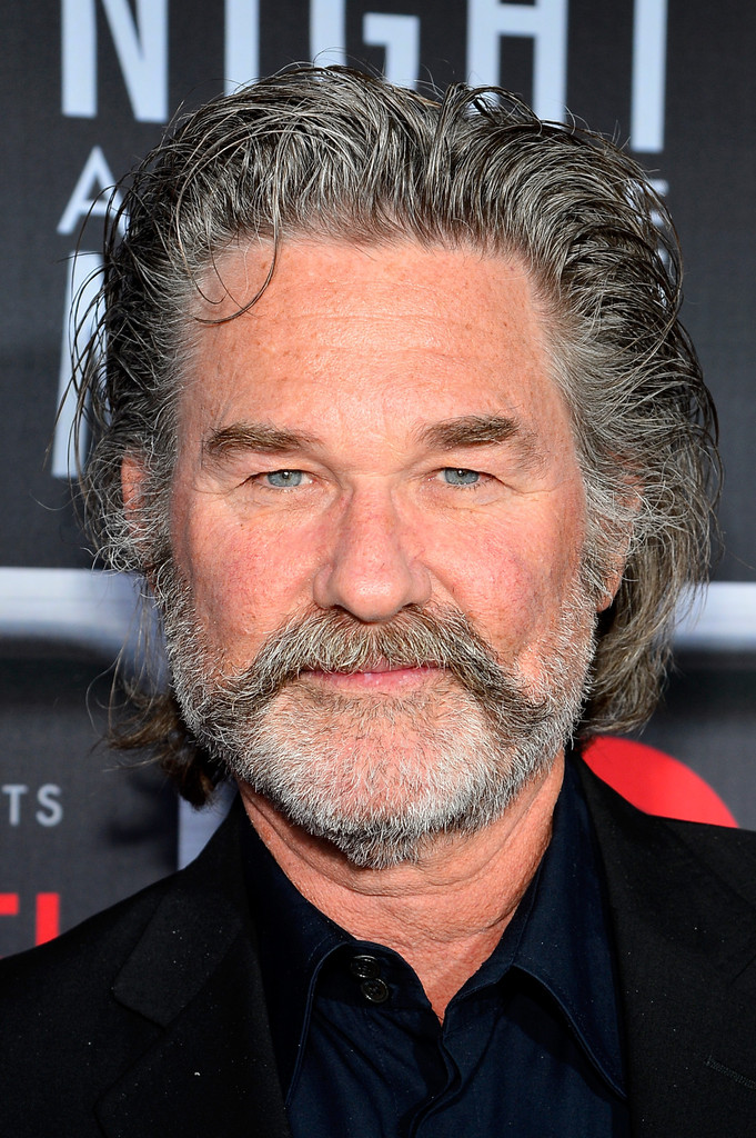 Kurt Russell will teac...